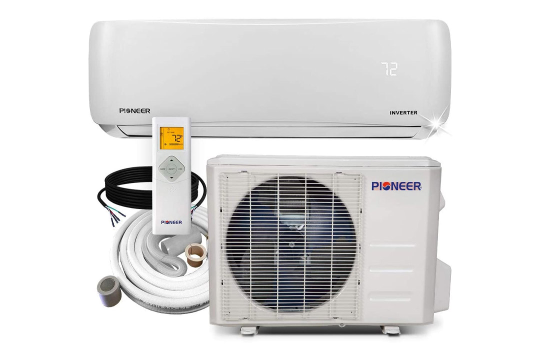 Pioneer Air Conditioner Wall Mount Mini Split System Air Conditioner