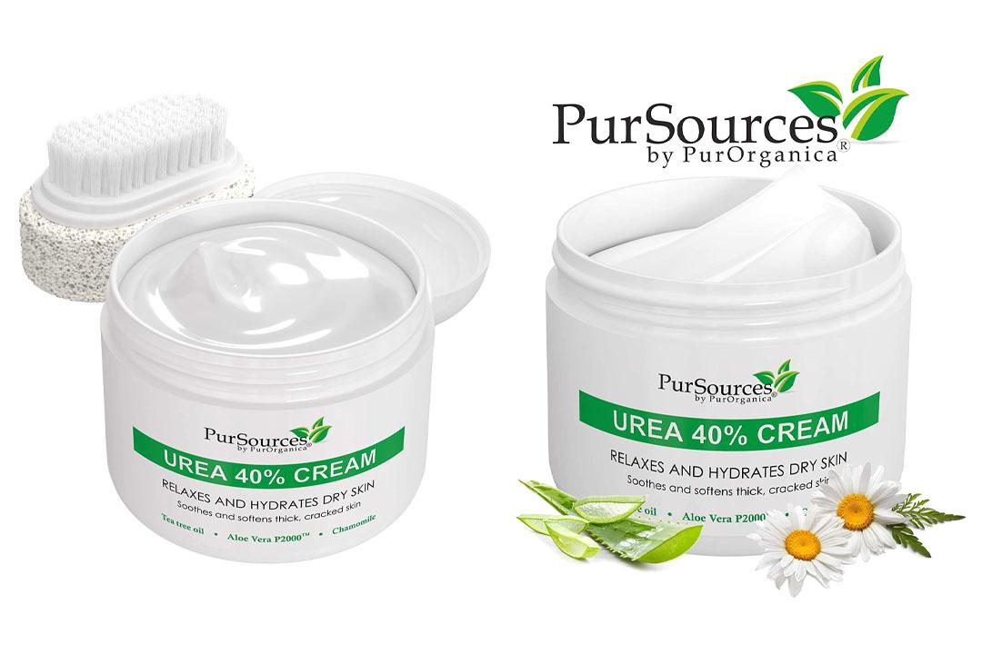 Pursource Urea Healing Cream