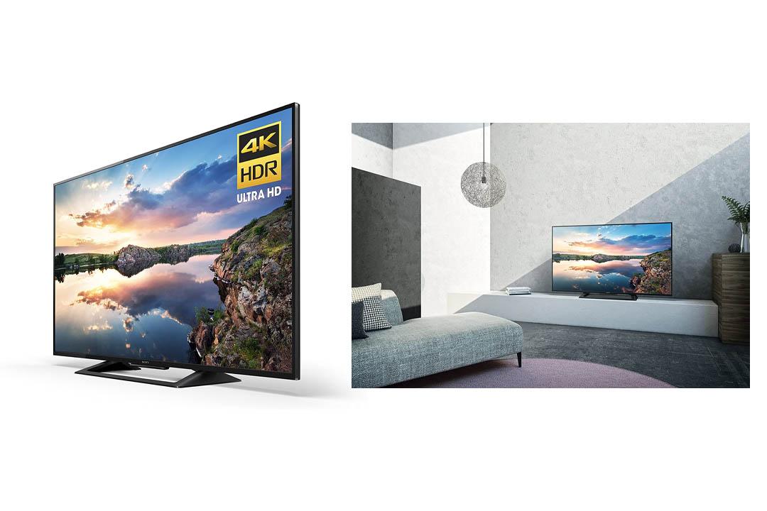 Sony KD50X690E 50-Inch 4K Ultra HD Smart LED TV