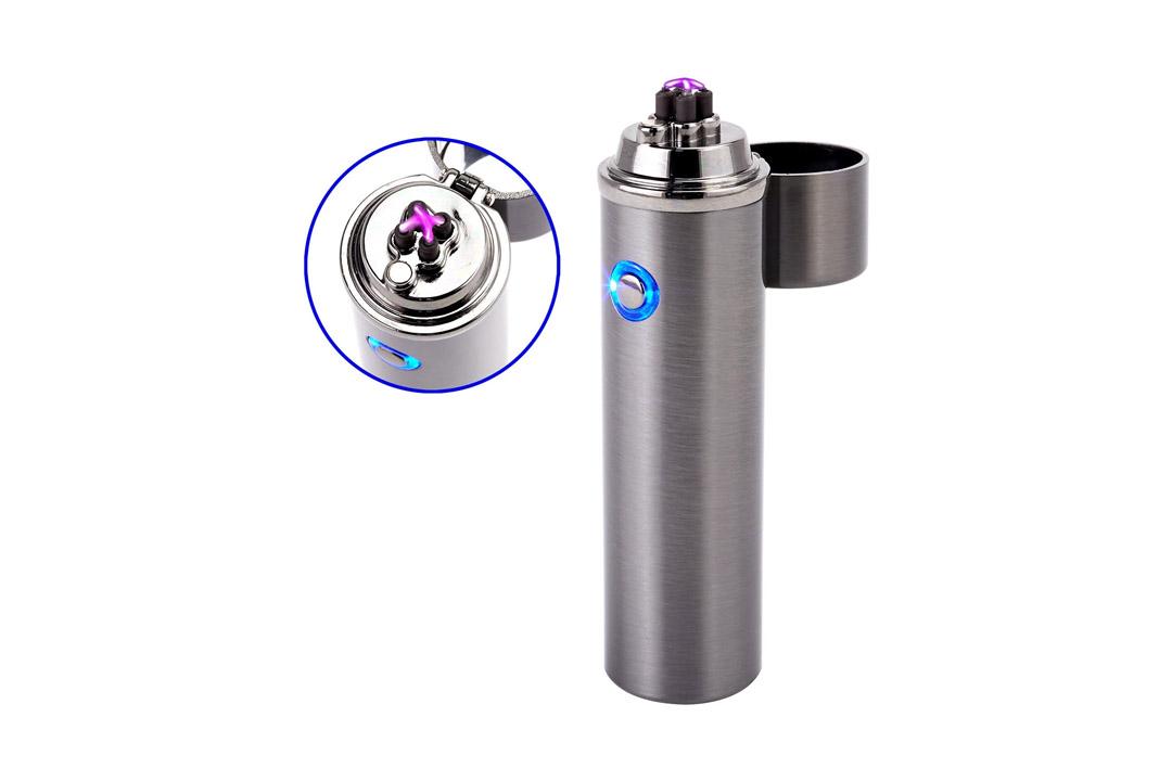 The Saberlight Flameless Plasma Torch Lighter