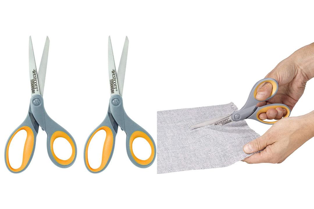 Westcott Titanium Bonded Scissors