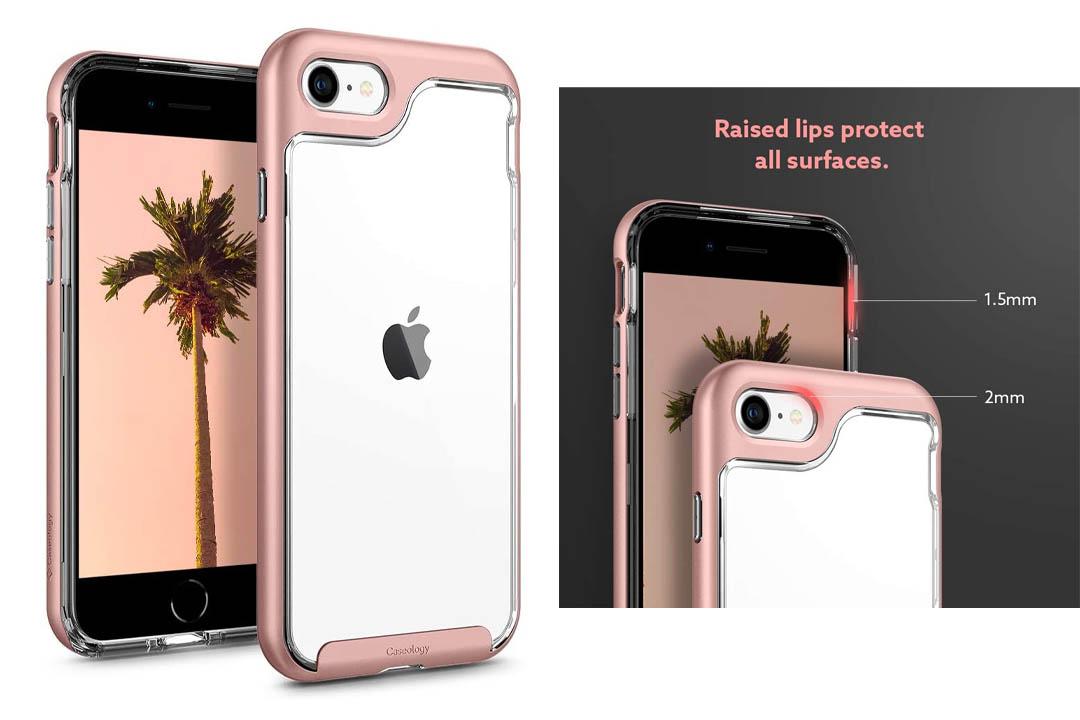 iPhone 7 Case, Slim Cushion