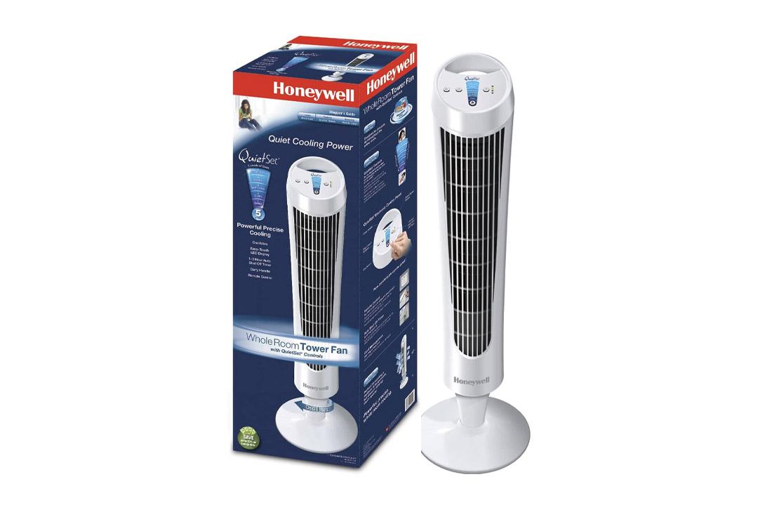 Honeywell HY-254 QuietSet Whole Room Tower Fan