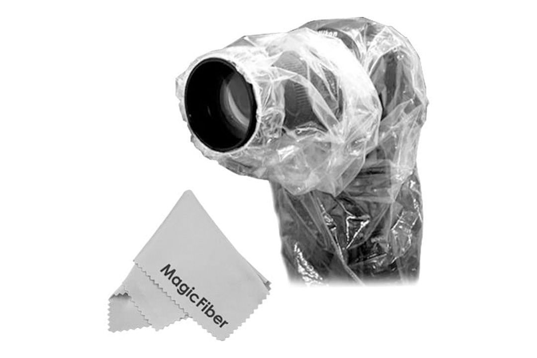 """Altura Photo Rain Cover for DSLR Cameras with Lenses Up to 18"""" Long"""