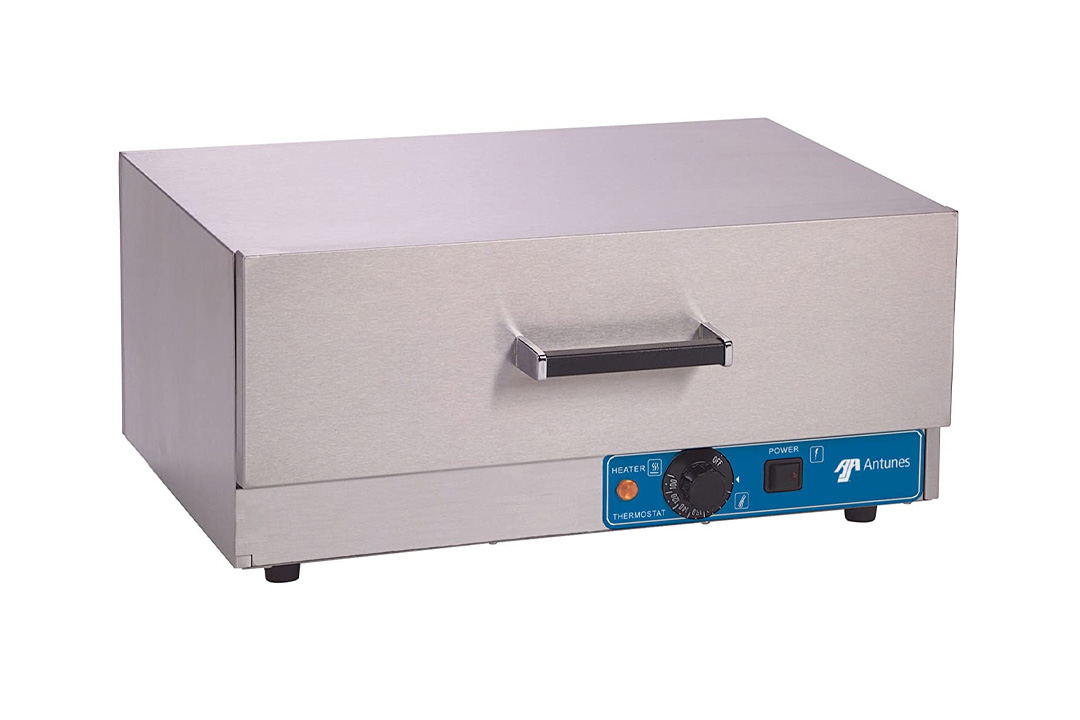 "Antunes 9400130 WD-20 Warming Drawer, 18.75"" Length, 22"" Width, 10.25"" Height"