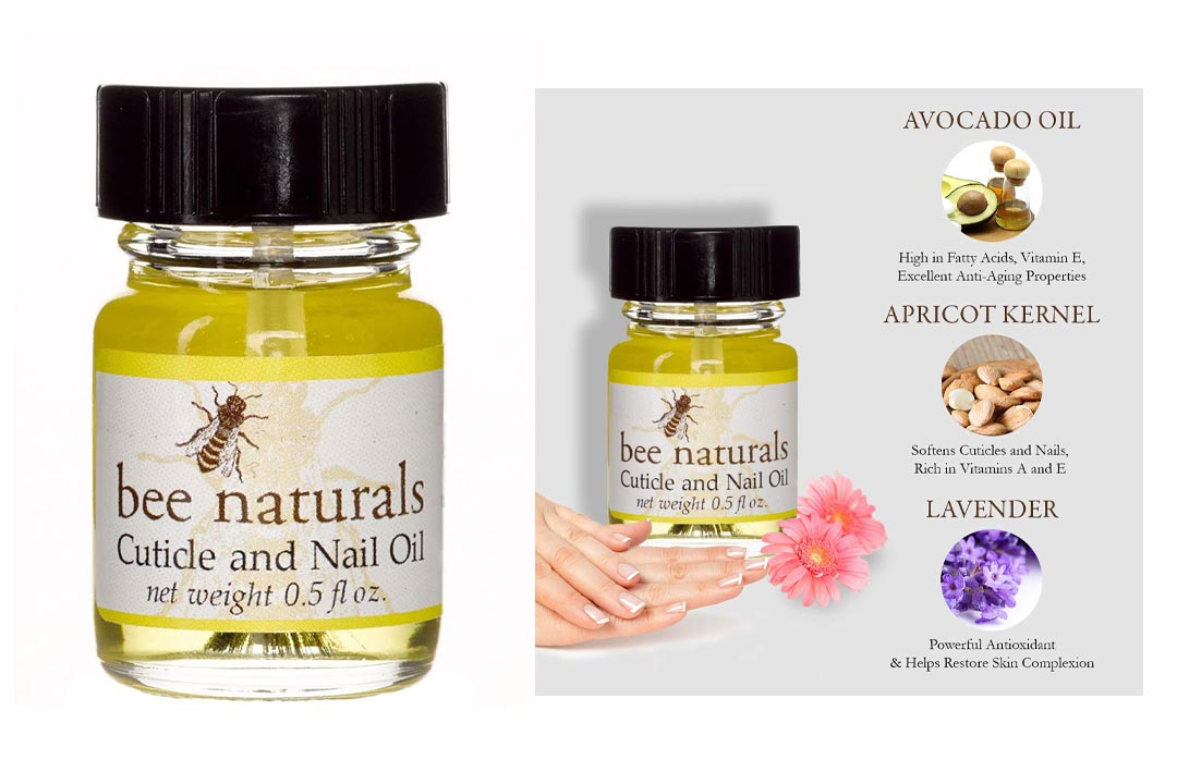 Best All Natural Cuticle Oil