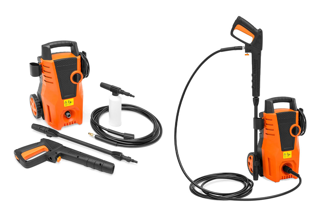 Best Choice Products Home Electric Power Washer Machine