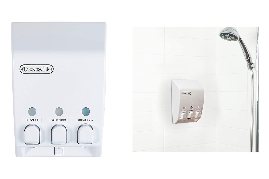 Better Living Classic Three Chamber Dispenser