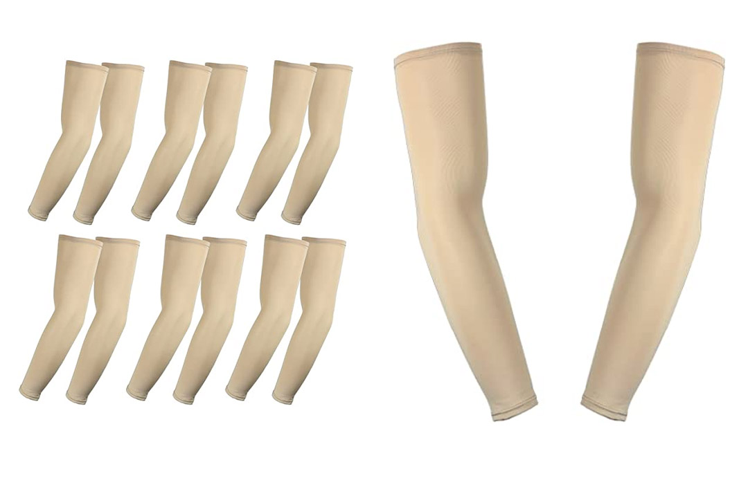 Elixir Arm Sleeves 6 pairs bundle pack for cycling