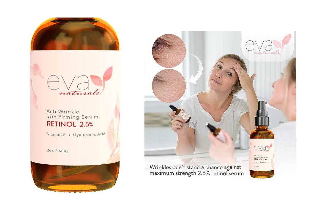 Eva Naturals Anti-Wrinkle Skin Firming Retinol 2.5%
