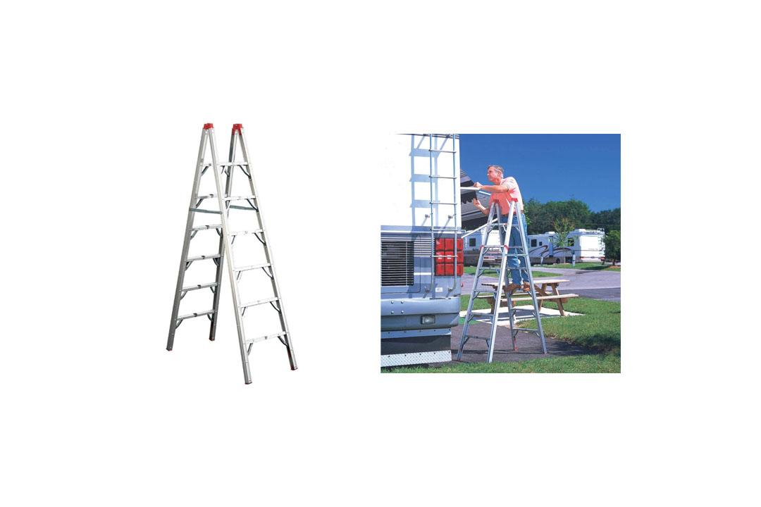GP Logistics Compact Folding Ladder