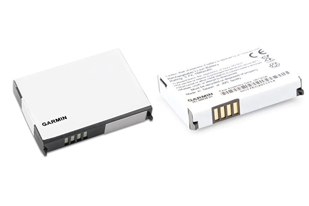 Garmin Lithium-Ion Battery for 500 & 550 Portable GPS Navigator