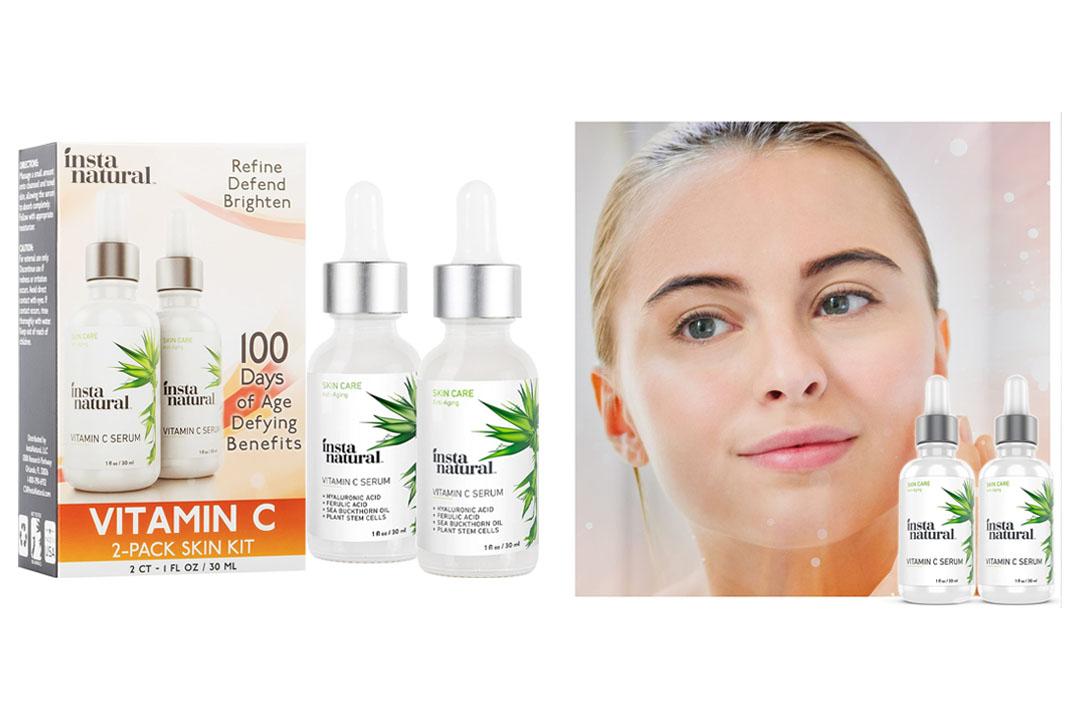 Insta-Natural Vitamin C Serum