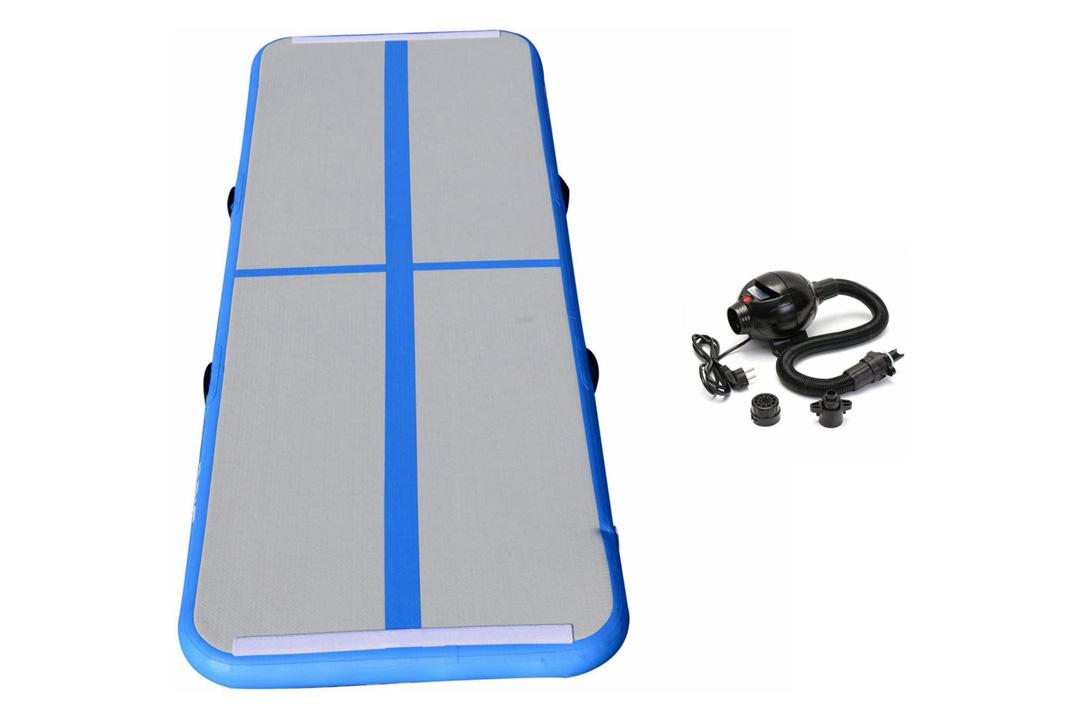 KNOWSTAR Inflatable Gymnastics Tumbling Mat