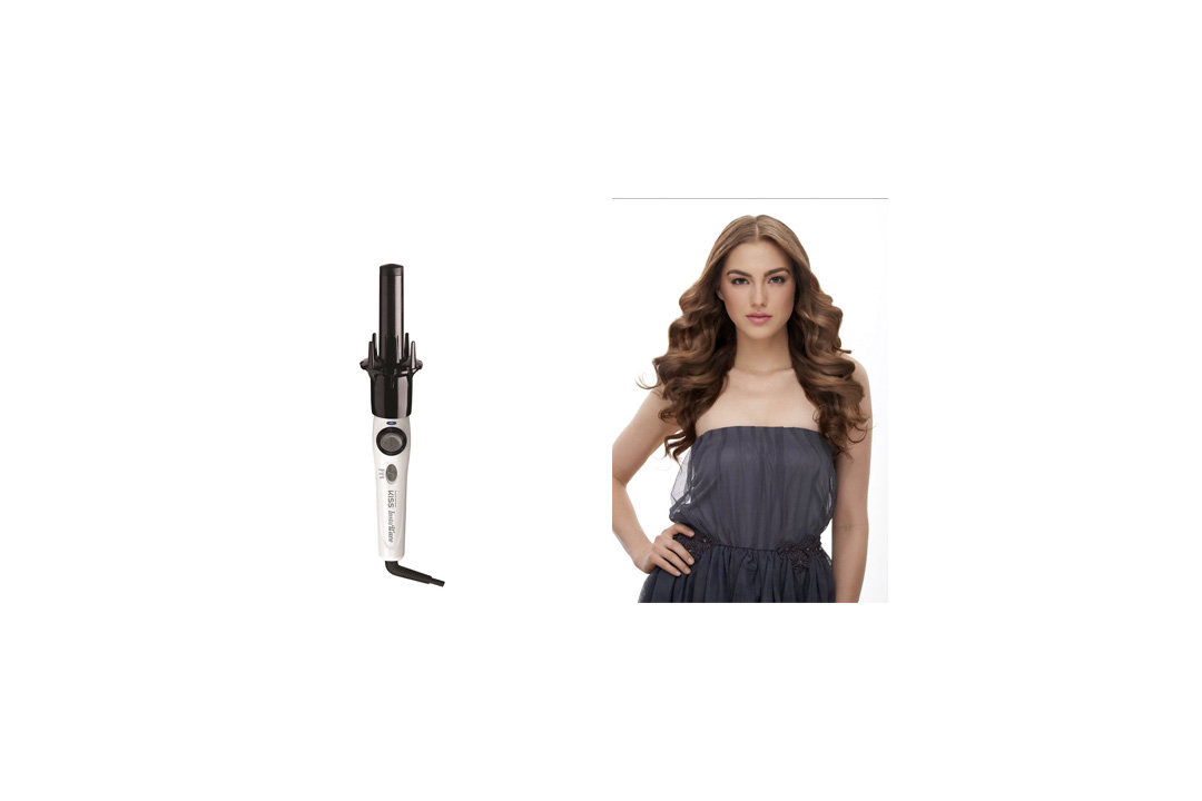 Kiss Products Instawave Automatice Hair Curler