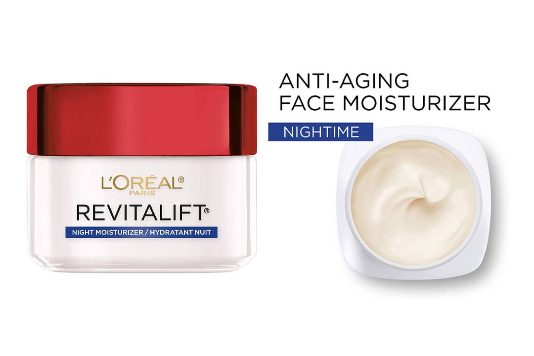 L'Oreal Paris RevitaLift Anti-Wrinkle + Firming Night Cream