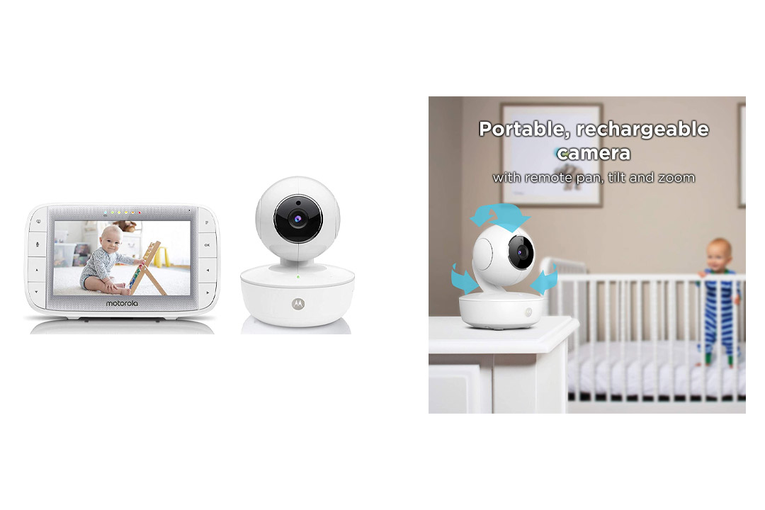Motorola MBP36XL Portable Video Baby Monitor