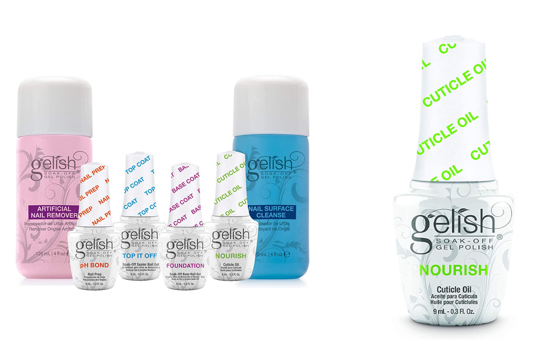 NEW Gelish Remover