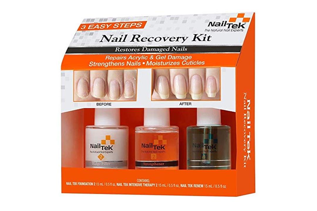 Nail Tek Damaged Nails Repair Kit