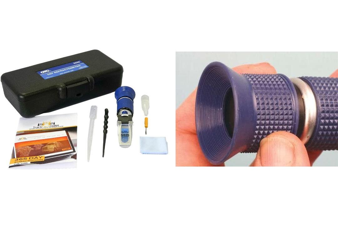 OTC UREA Diesel Exhaust Fluid (DEF) Refractometer