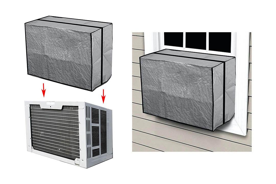 Outdoor Window Unit Cover Medium