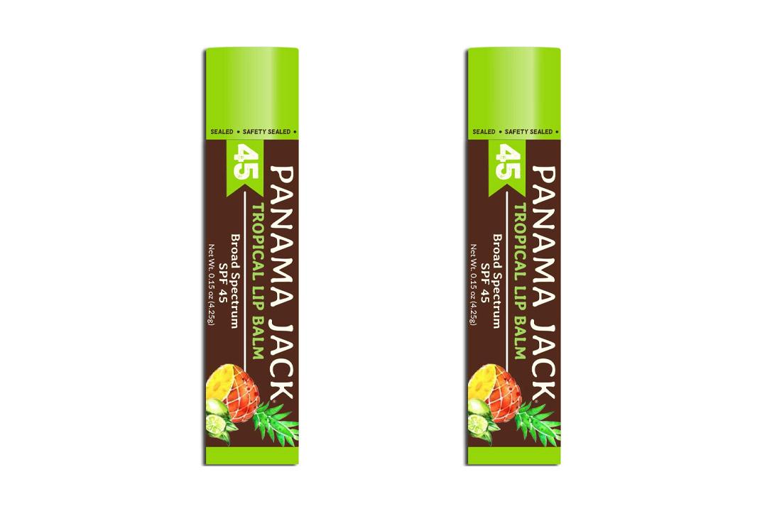 Panama Jack Tropical Lip Balm SPF 45