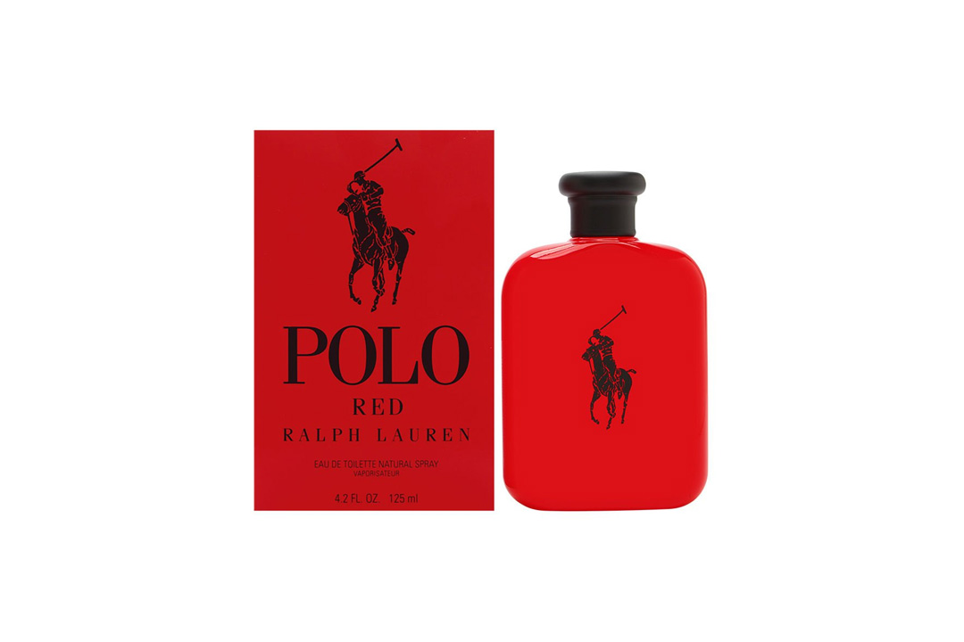 Ralph Lauren Polo Red Eau de Toilette Spray for women