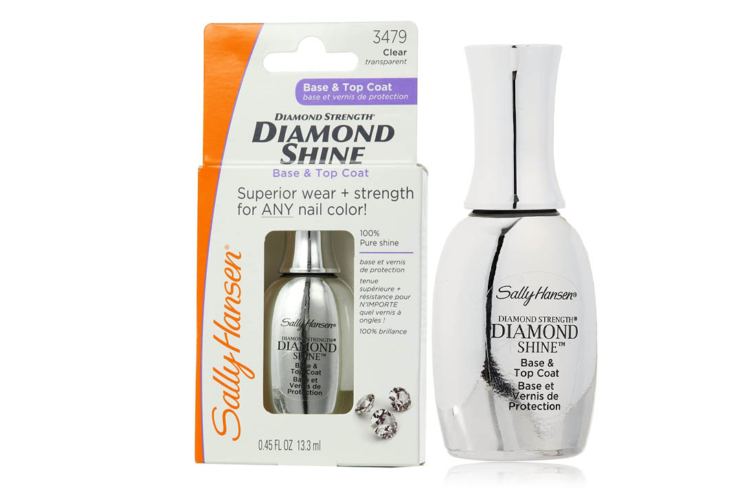 Sally Hansen Diamond Strength Base and Top Coat