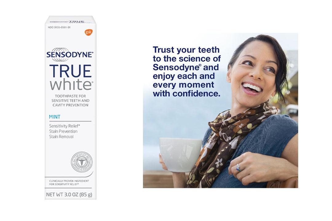 Sensodyne Sensitive Teeth Toothpaste