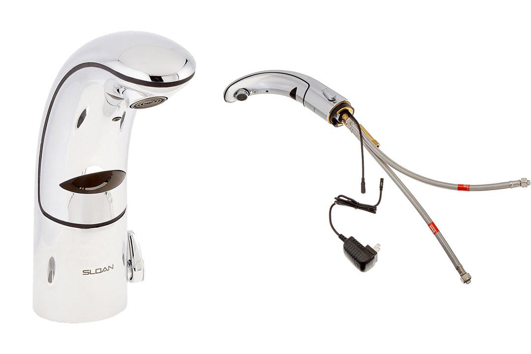 Sloan EAF-100-P-ISM CP Bathroom Faucet