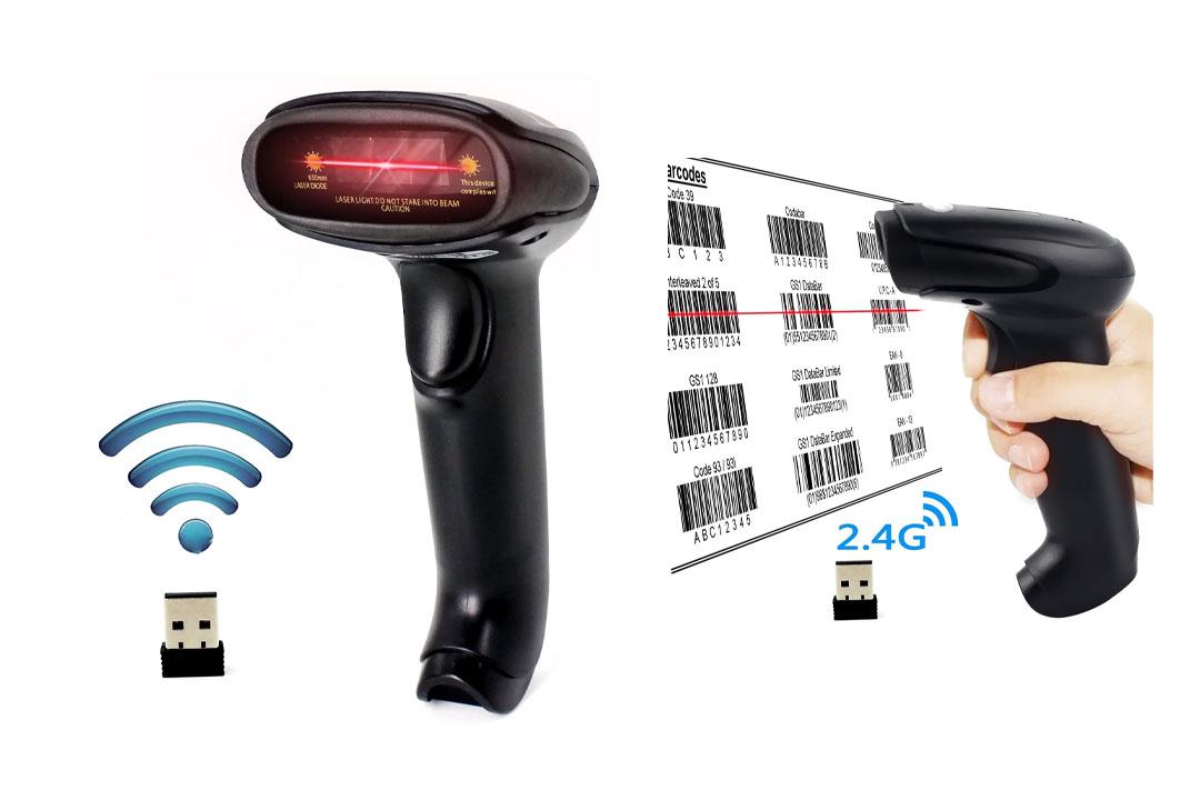 Symcode Handheld Laser Barcode Reader