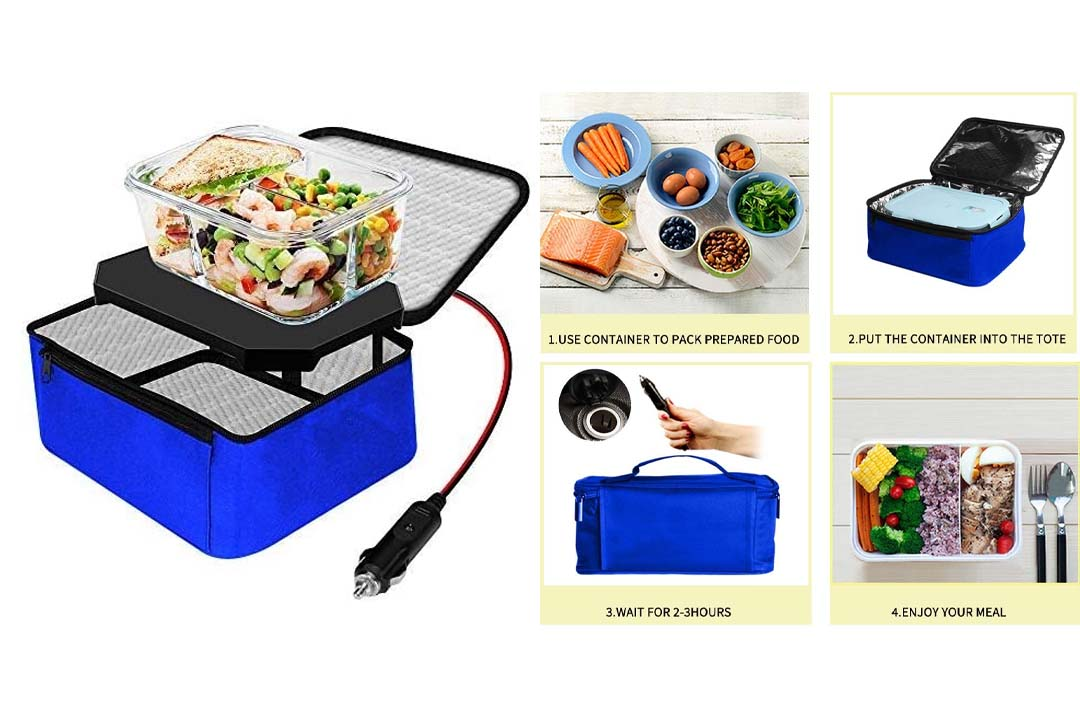 Triangle Power Personal Portable Oven