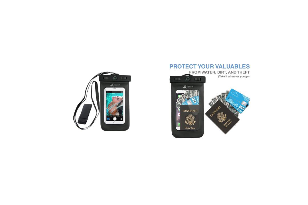 Voxkin PREMIUM QUALITY Universal Waterproof Case