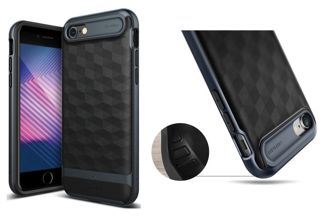 iPhone 7 Case, Parallax Series