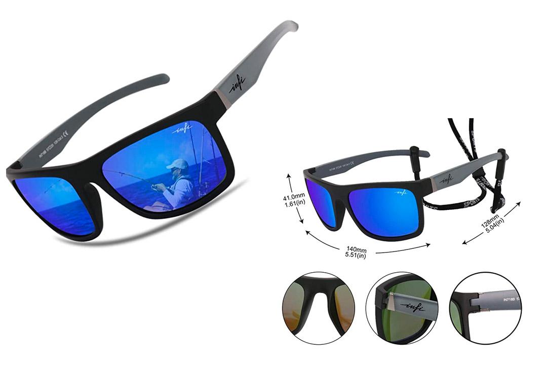 INIF Polarized Fishing Sunglasses