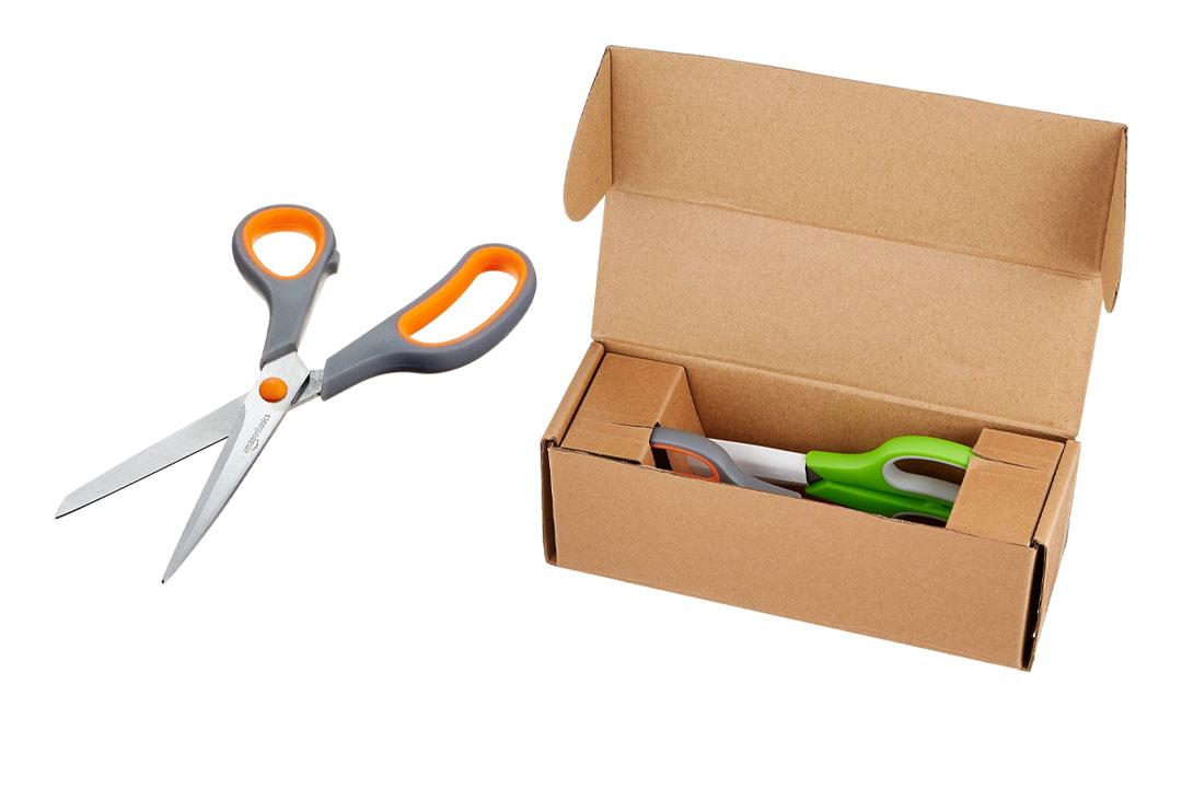 AmazonBasics Multipurpose Scissors