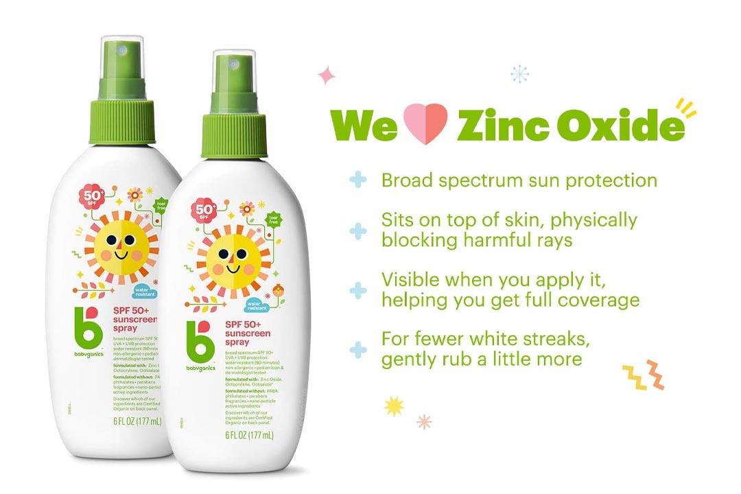Babyganics Mineral-Based Baby Sunscreen Spray