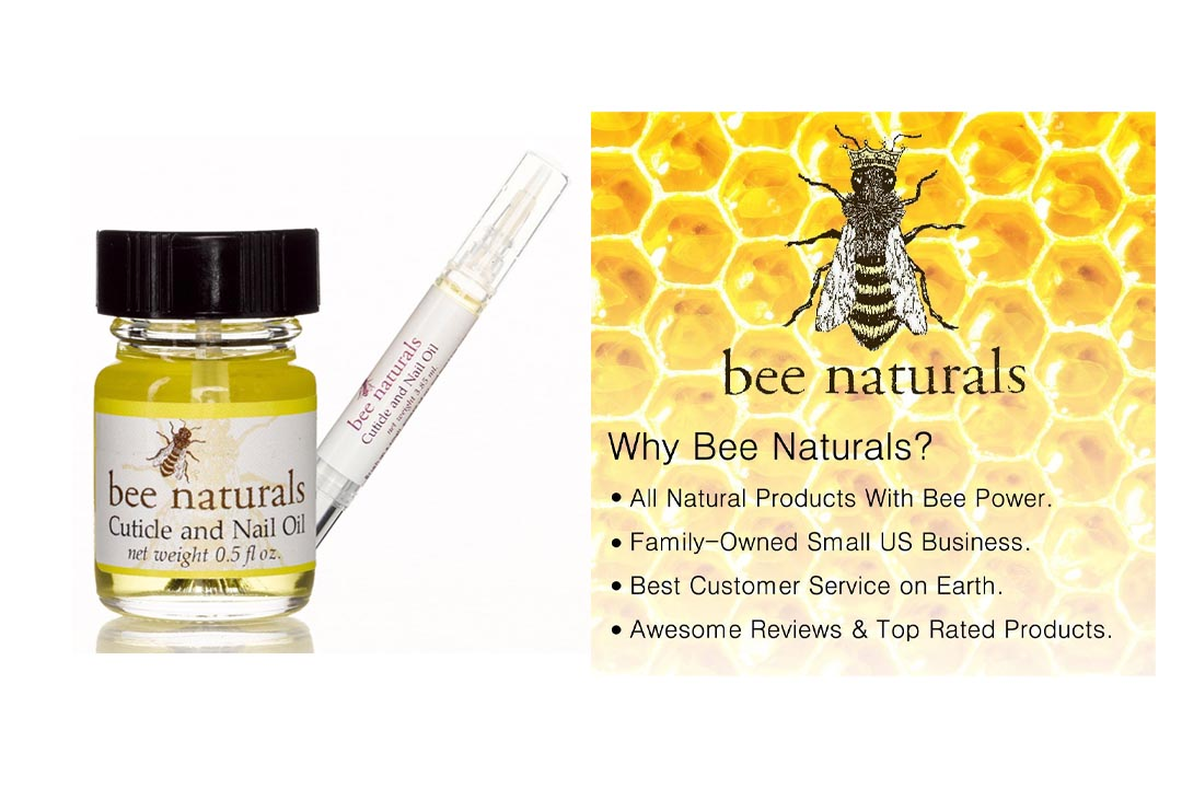 Bee Naturals Best Cuticle Oil Care Kit