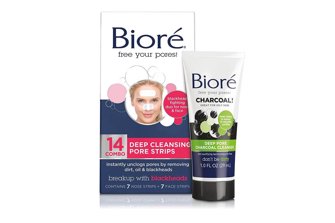 Bioré Deep Cleansing Pore Strips for Nose & Face