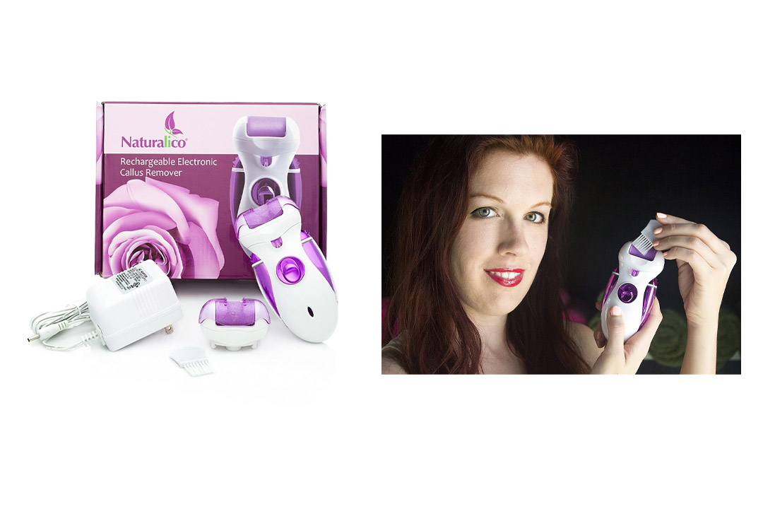 CareMe Powerful Electric Foot Callus Remover