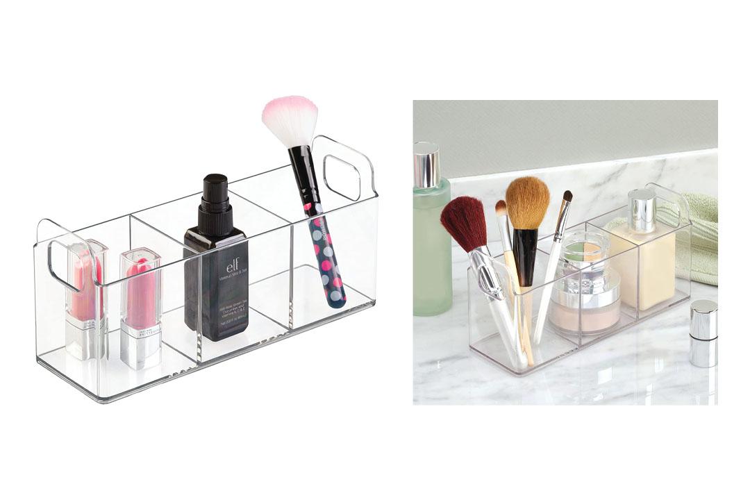 Clarity Cosmetic Organizer Tote