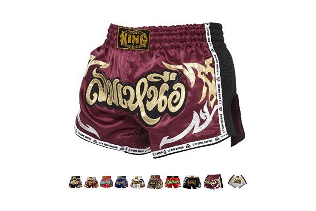 King Boxing Muay Thai Shorts