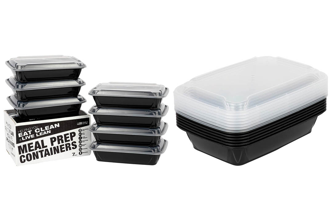 LIFT Meal Prep Containers