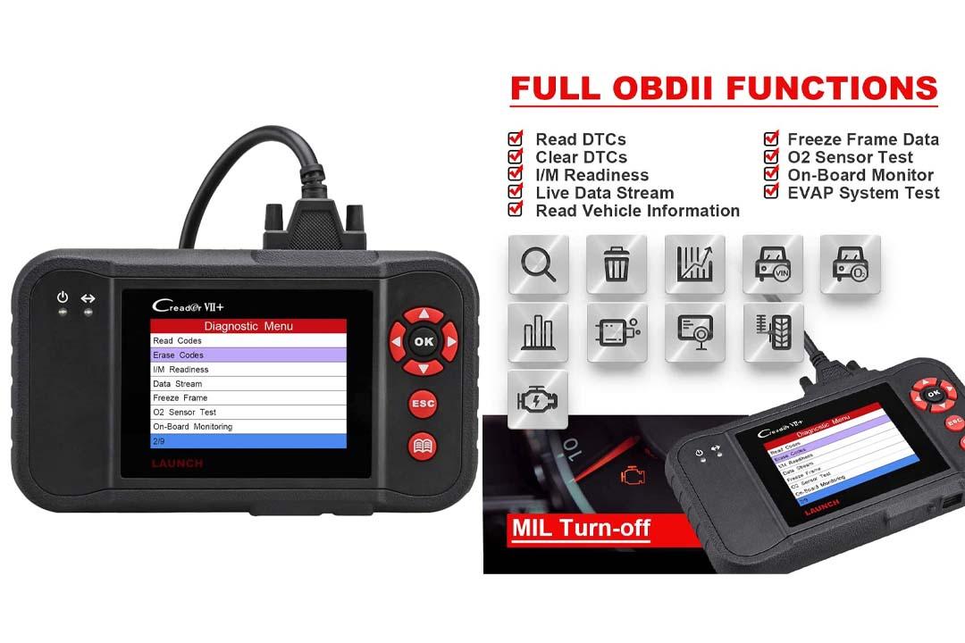 Launch CRP123 OBD2 Scanner