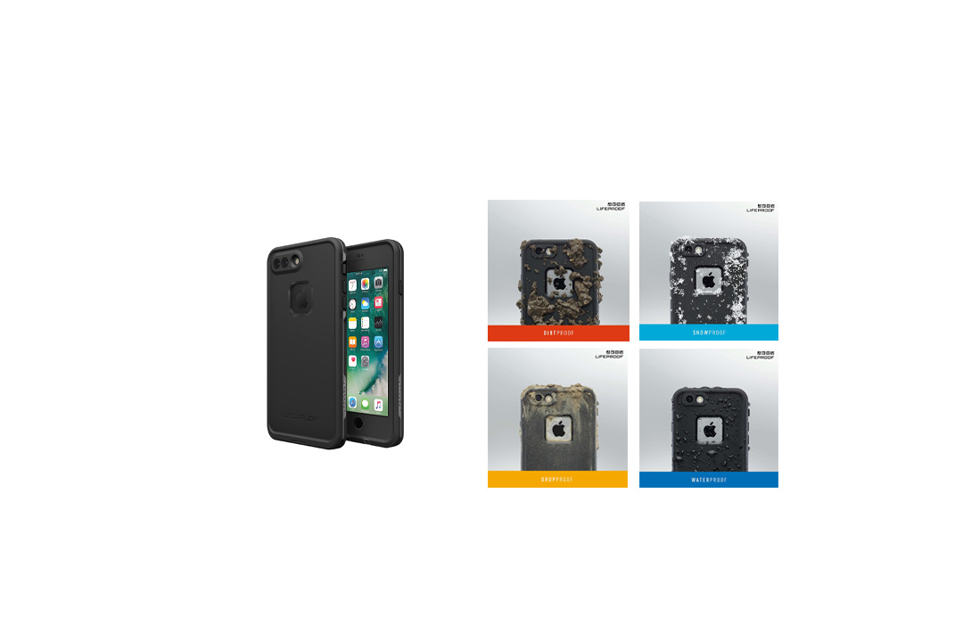 Lifeproof FRĒ Series Waterproof Case for iPhone 7 Plus (ONLY)