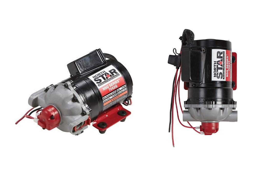 NorthStar NSQ Series 12V On-Demand Diaphragm Pump