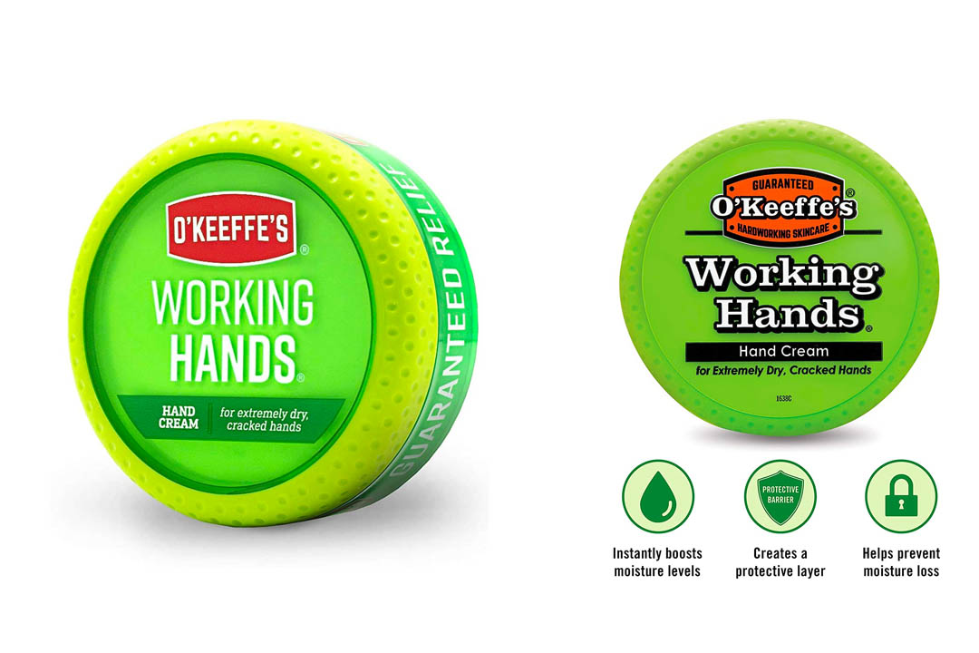 O'Keeffe's Working Hands Hand Cream, 3.4 oz