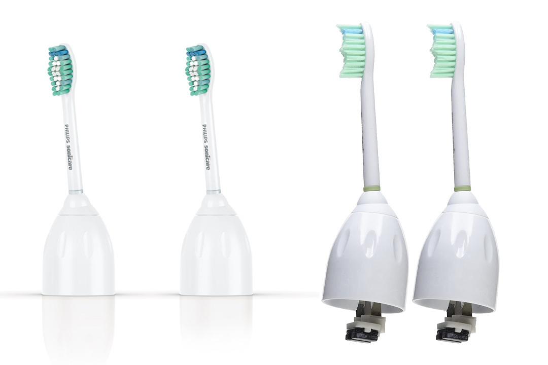 Philips Sonicare HX7022/30 Eseries Standard Replacement Brush Heads