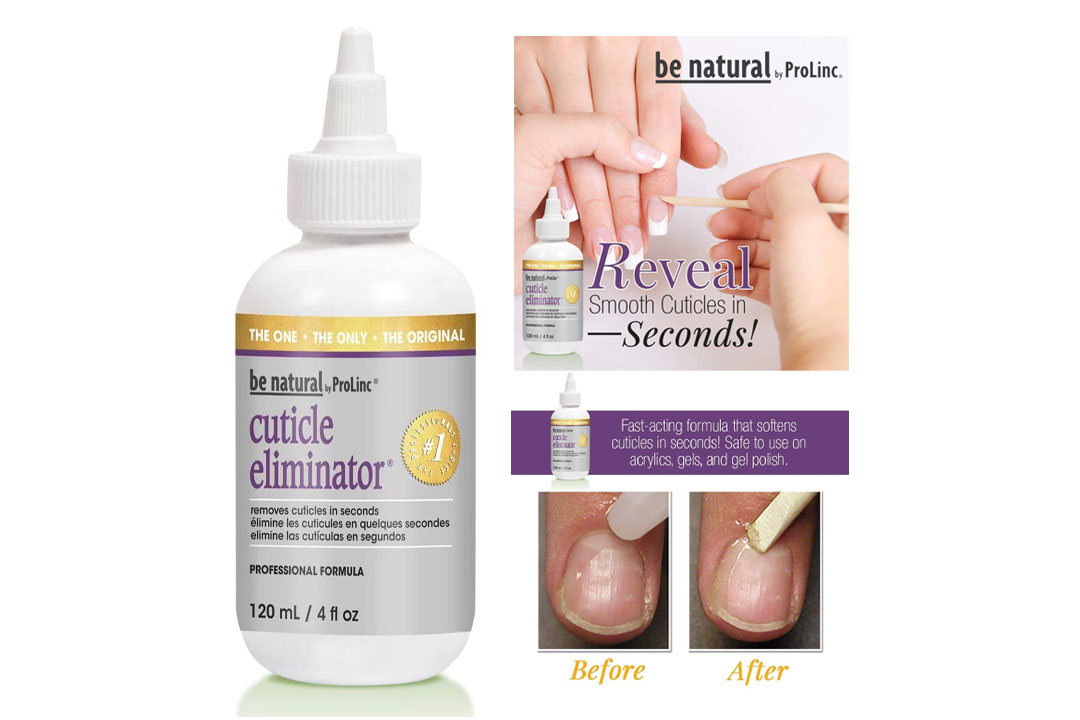 ProLinc Cuticle Eliminator, 4 Fluid Ounce