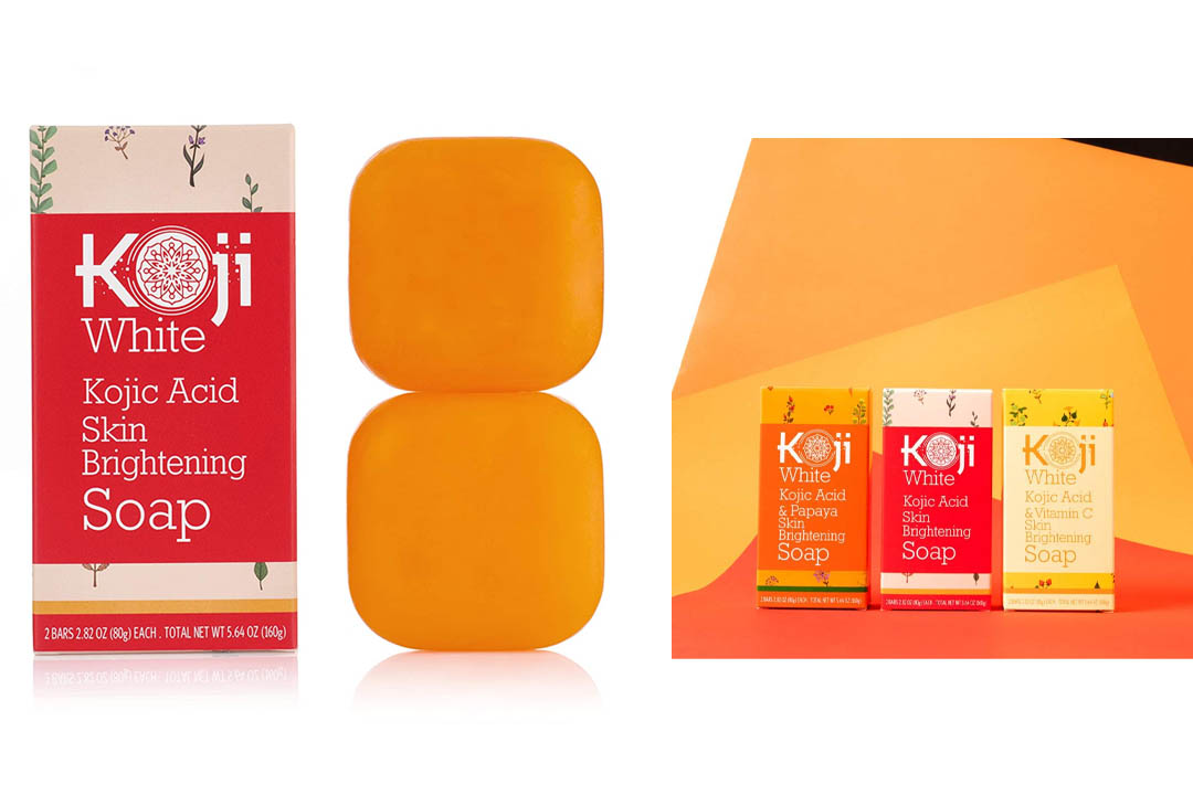 Pure Kojic Acid Skin Lightening Soap